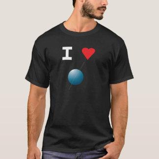 T-shirt J'aime Uranus