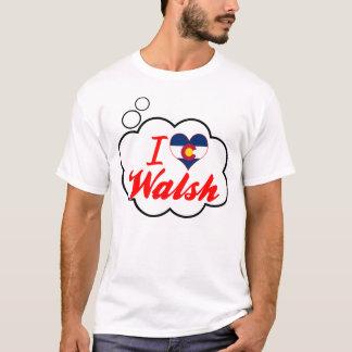 T-shirt J'aime Walsh, le Colorado