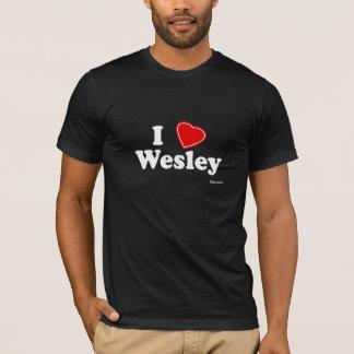 T-shirt J'aime Wesley