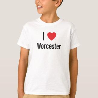 T-shirt J'aime Worcester