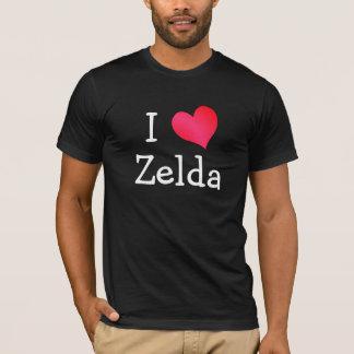 T-shirt J'aime Zelda