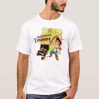 T-shirt Jake : Trésor de Halloween