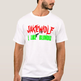 T-shirt JakeWolf T