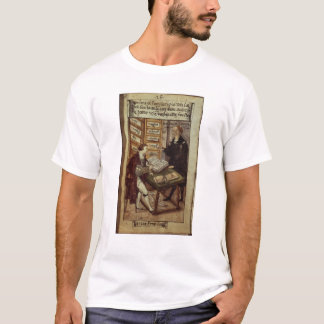 T-shirt Jakob Fugger dans son bureau, 1518