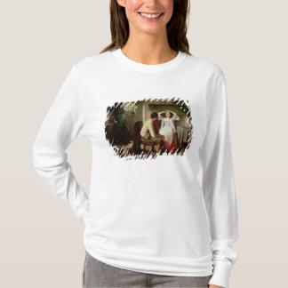 T-shirt Jalousie et flirt