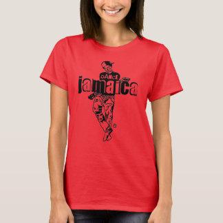 T-shirt jamaïcain de danse # mms002