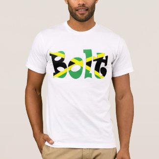 T-shirt jamaïcain de drapeau d'Usain Bolt