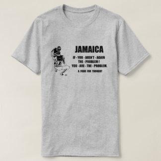 T-shirt jamaïcain de la salle de danse #mms008