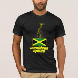 T-shirt jamaïcain de vitesse (Usain Bolt)