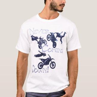 T-shirt Jamais ne descendant