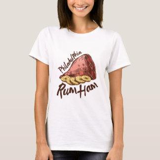 T-shirt Jambon de rhum