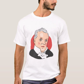 T-shirt James Buchanan