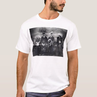 T-shirt James et Lytton Strachey avec Thoby, Adrian