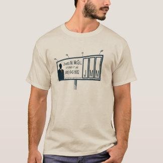 T-shirt James M. McGill - avocat
