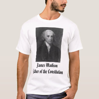 T-shirt James Madison