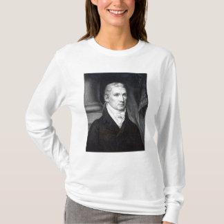 T-shirt James Monroe, gravé par Thomas Gimbrede