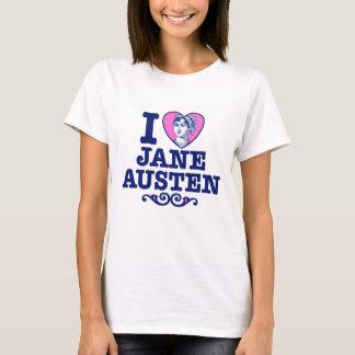 T-shirt Jane Austen