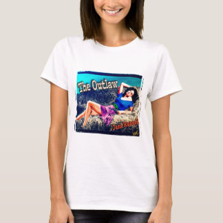 "T-shirt Jane Russell dans ""proscrit """