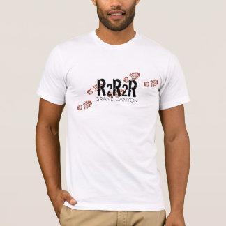 T-shirt Jante de canyon grand à border pour border le