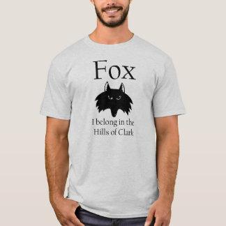 T-shirt J'appartiens dans les collines de Clark