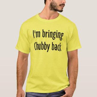 T-shirt J'apporte le dos potelé