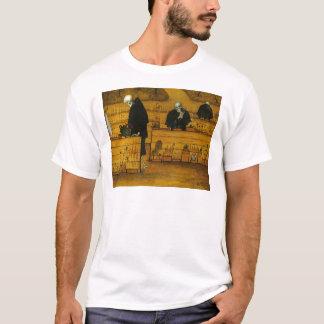 T-shirt Jardin de Hugo Simberg de la mort