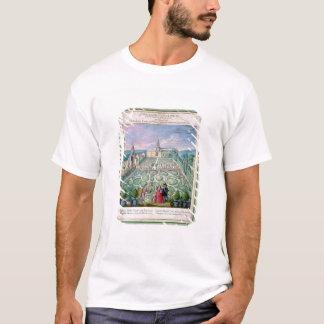 T-shirt Jardin néerlandais, 1650 (la semaine sur le