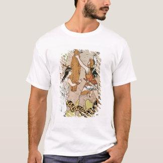 T-shirt Jason saisissant l'ouatine d'or