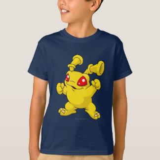 T-shirt Jaune de Grundo