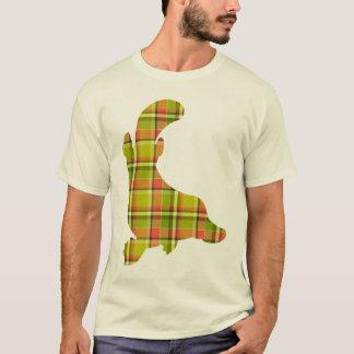 T-shirt jaune de plaidypus