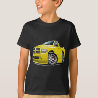 T-shirt Jaune de RAM de Dodge SRT10