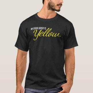 T-shirt jaune du Jersey
