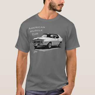 T-shirt Javelot américain de muscle