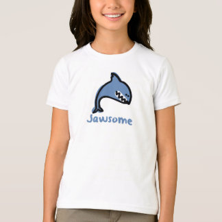 T-shirt Jawesome