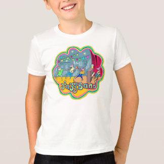 t-shirt jazz band