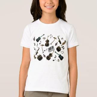 T-shirt Jazz il