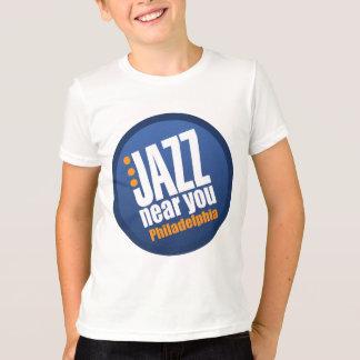 T-shirt Jazz près de vous habillement de Philadelphie