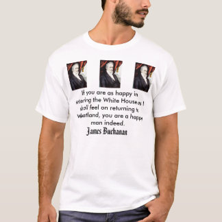 T-shirt jb, James Buchanan
