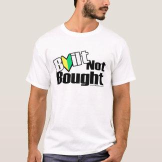T-shirt JDM non acheté construit (lumière)