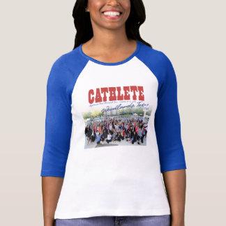 """T-shirt """"Je !"""" 2010 régions boisées de visite de Cathe,"""