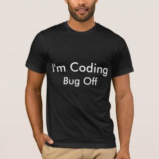 T-shirt Je code l'insecte
