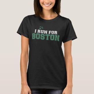 T-shirt JE COURS POUR la chemise de BOSTON