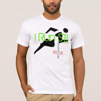 T-shirt Je cours STL