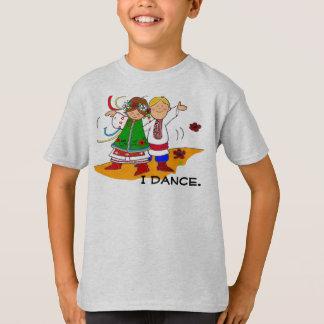 T-shirt Je danse