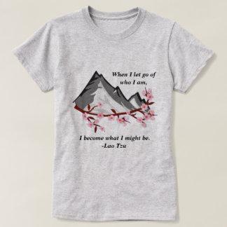T-shirt Je deviens chemise