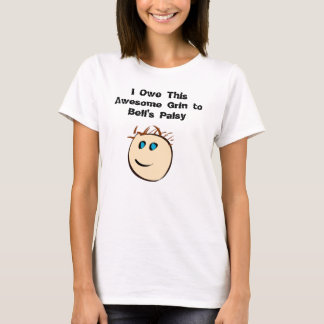 T-shirt Je dois cette grimace impressionnante à la