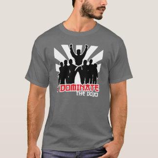 T-shirt Je domine le Dojo