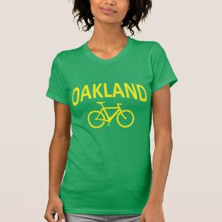 T-shirt Je fais du vélo OAKLAND - conception de vélo de