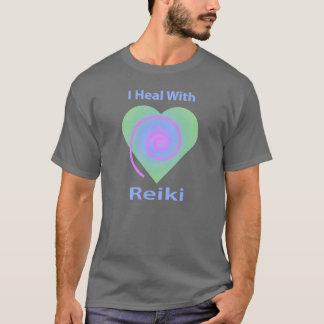 T-shirt Je guéris avec Reiki