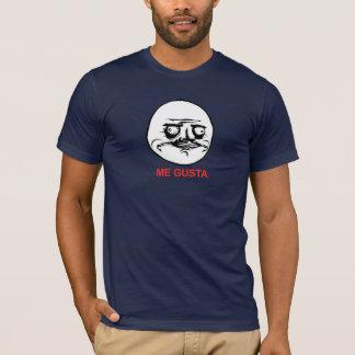T-shirt Je Gusta fait face à Meme